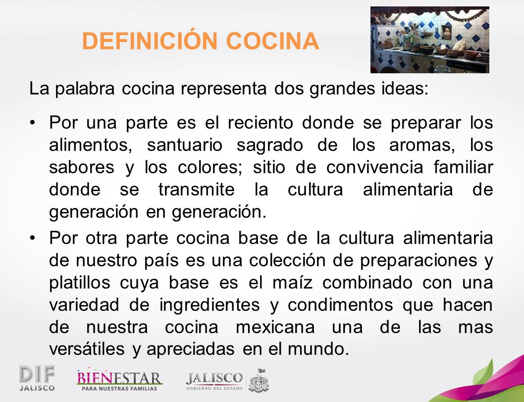 Valora la Cultura Alimentaria - ppt video online descargar