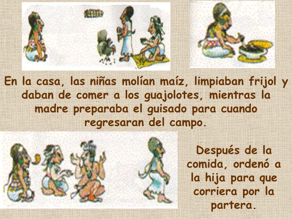 Los mayas escuela secundaria general no 4 ppt descargar - Comer en la casa de campo ...