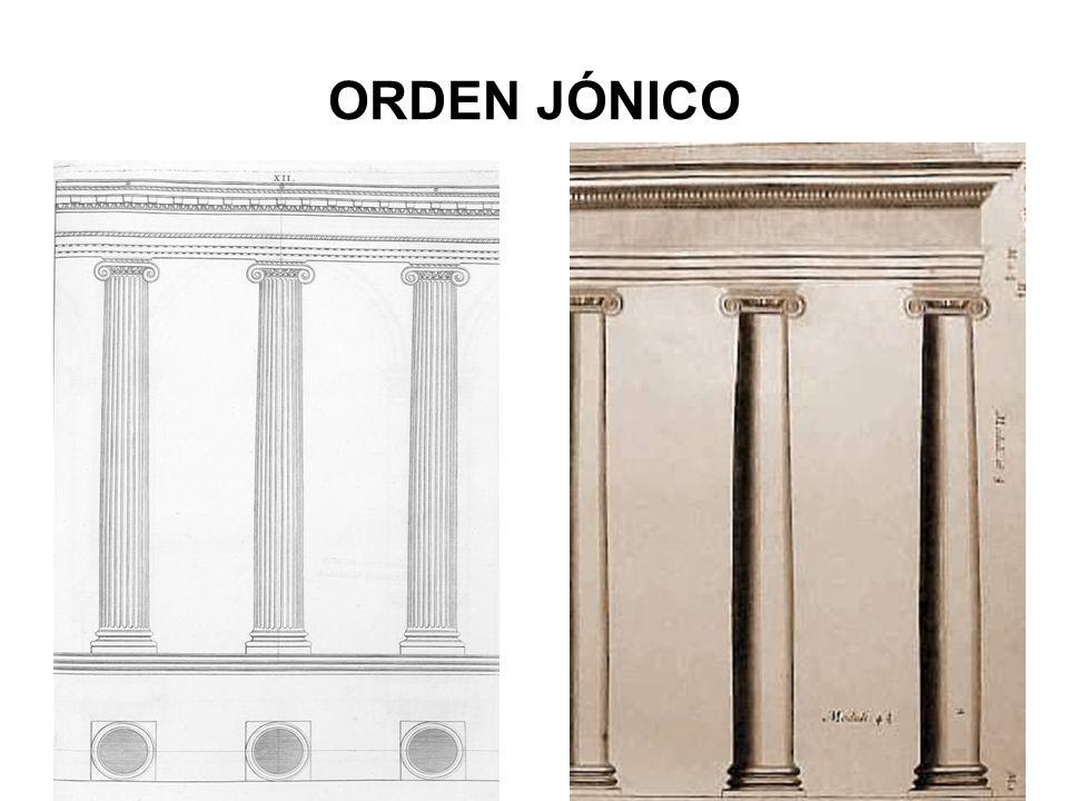 ORDEN JÓNICO