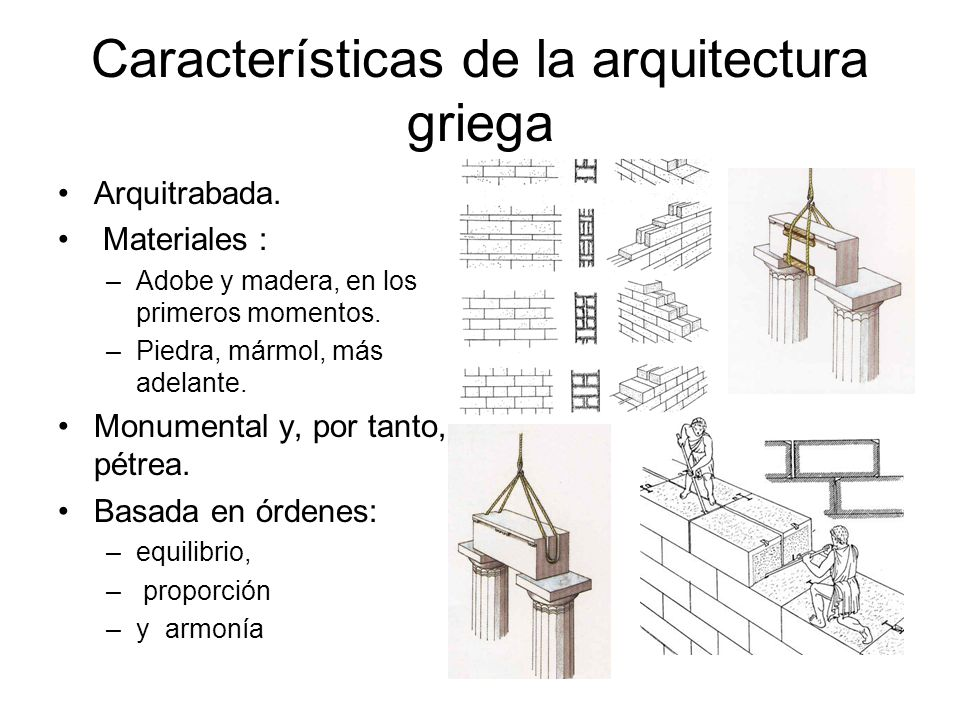 Grecia Cl Sica Arquitectura Ppt Video Online Descargar