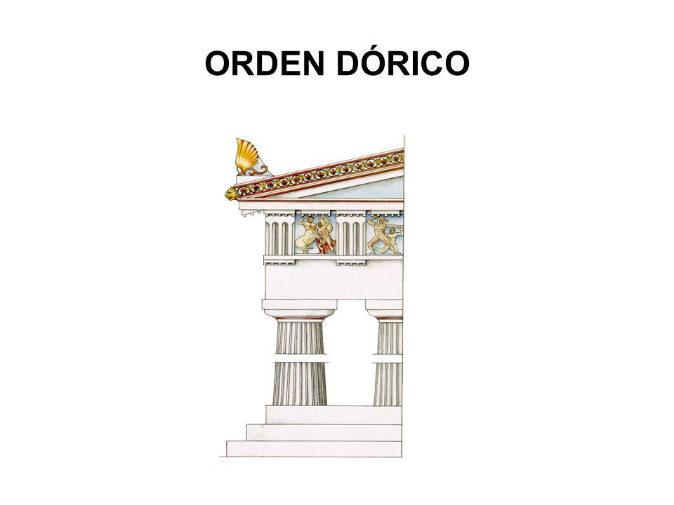 ORDEN DÓRICO