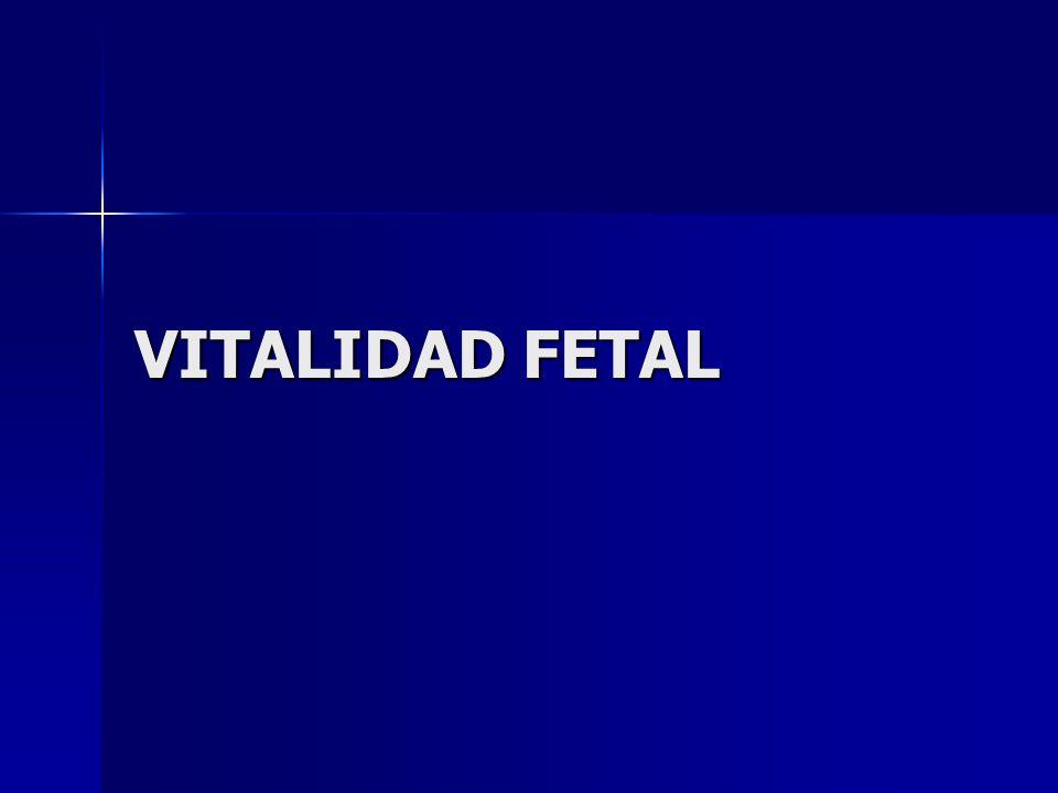 VITALIDAD FETAL