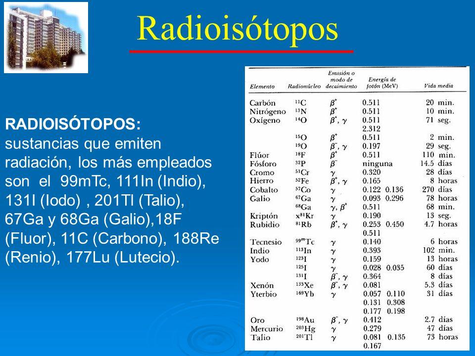 Radioisótopos