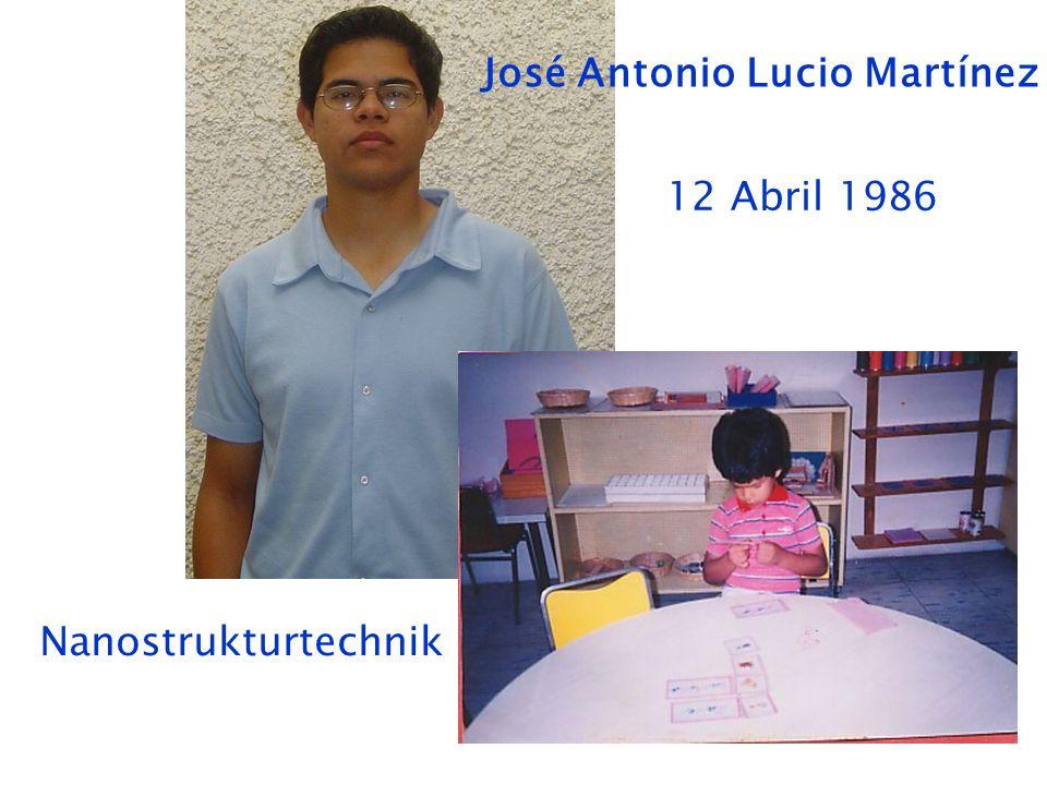 José Antonio Lucio Martínez