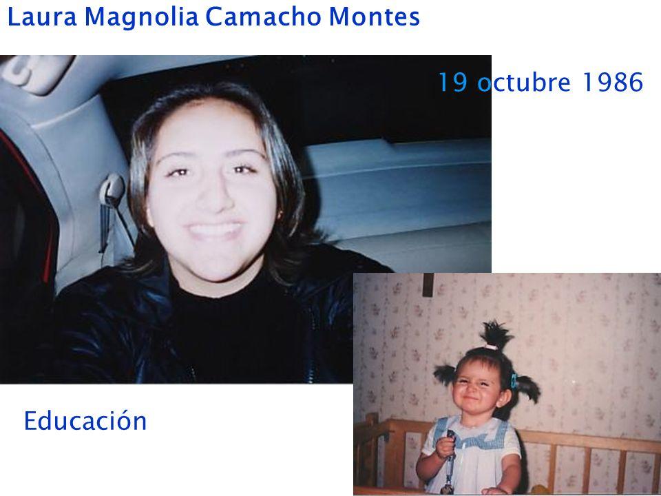 Laura Magnolia Camacho Montes