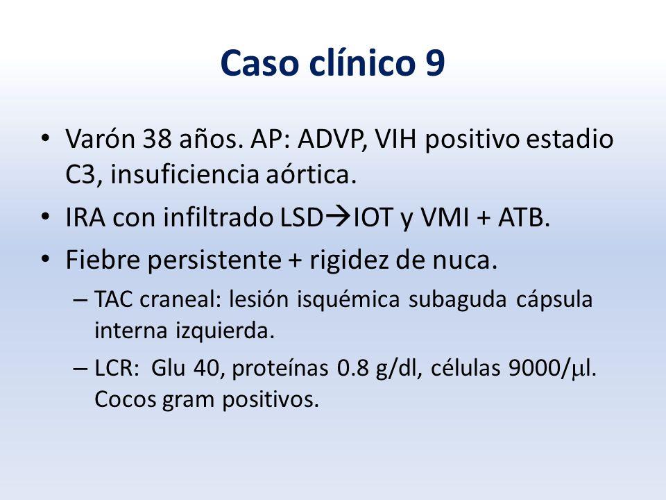 Ngela prado mira r3 medicina intensiva 6 11 13 ppt descargar - Liquido preseminal vih casos ...