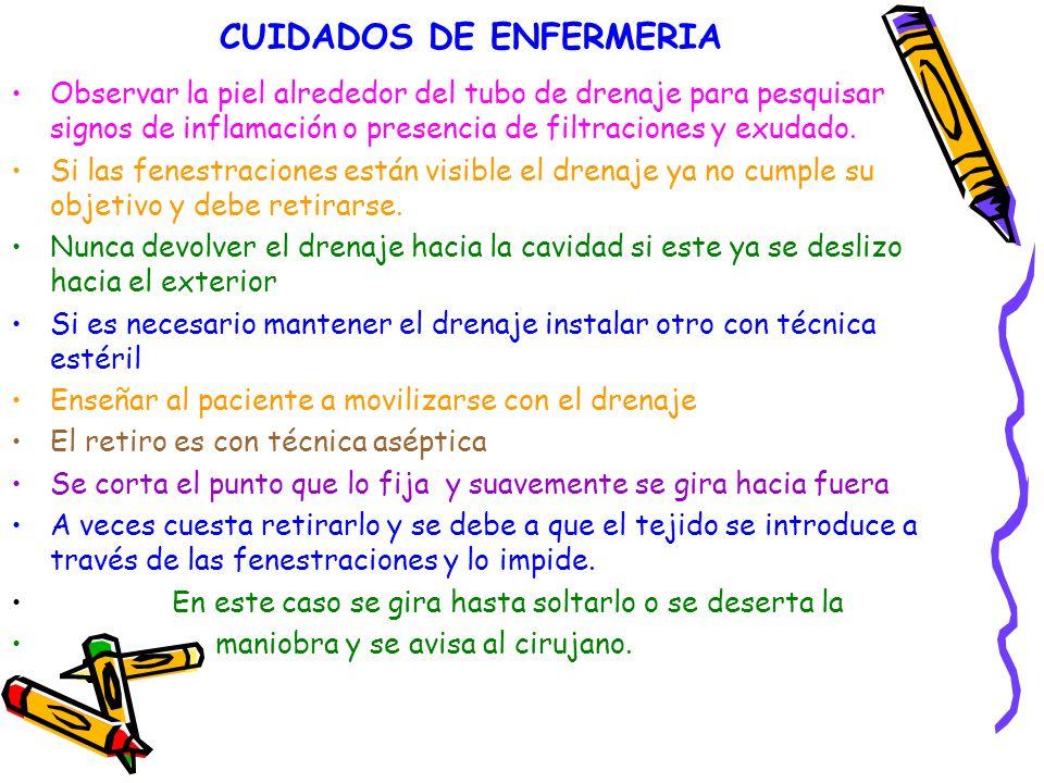 CUIDADOS DE ENFERMERIA