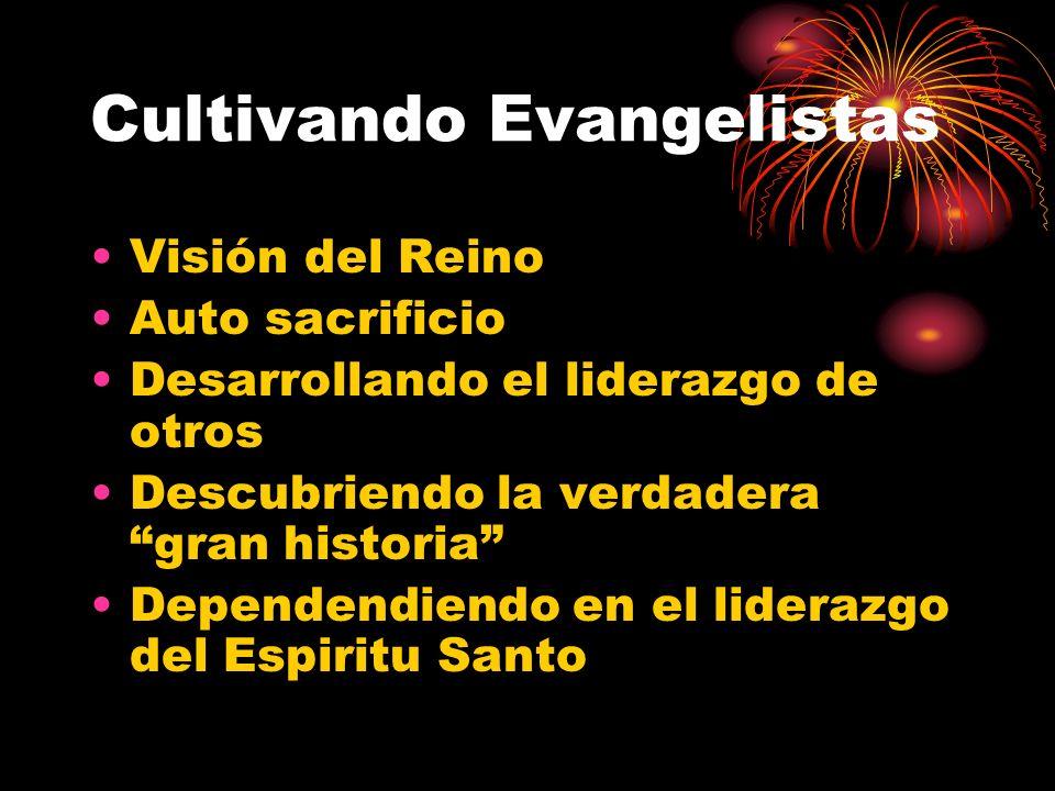 Cultivando Evangelistas