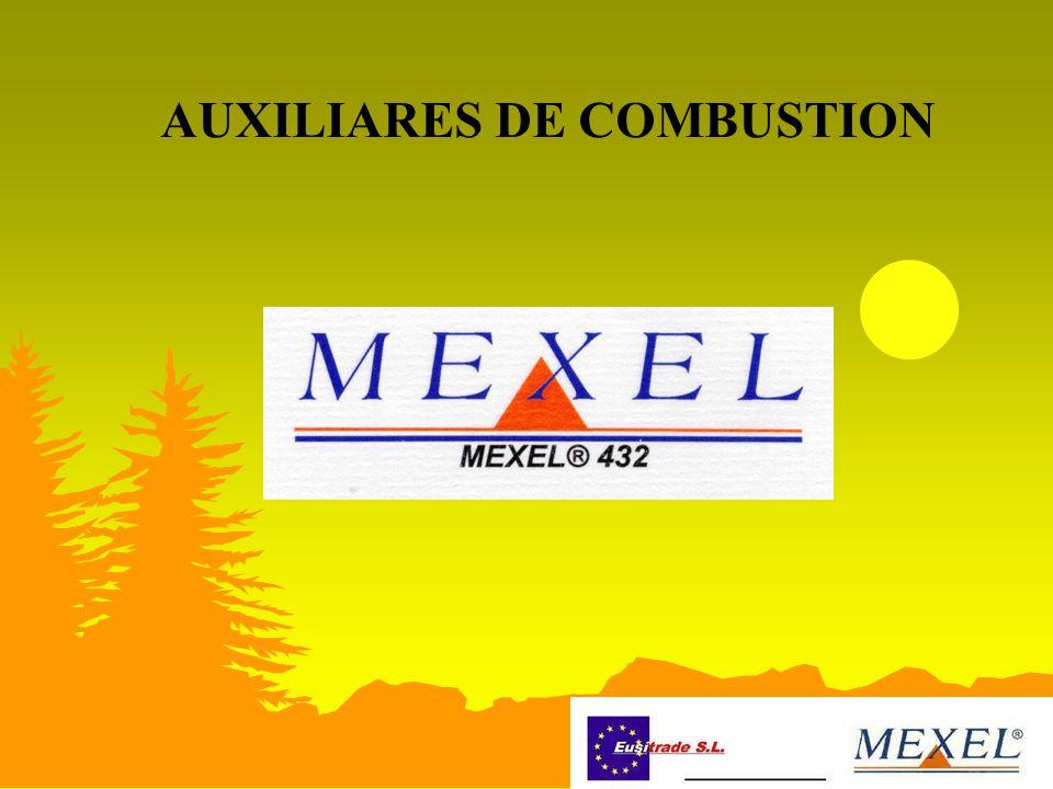 AUXILIARES DE COMBUSTION
