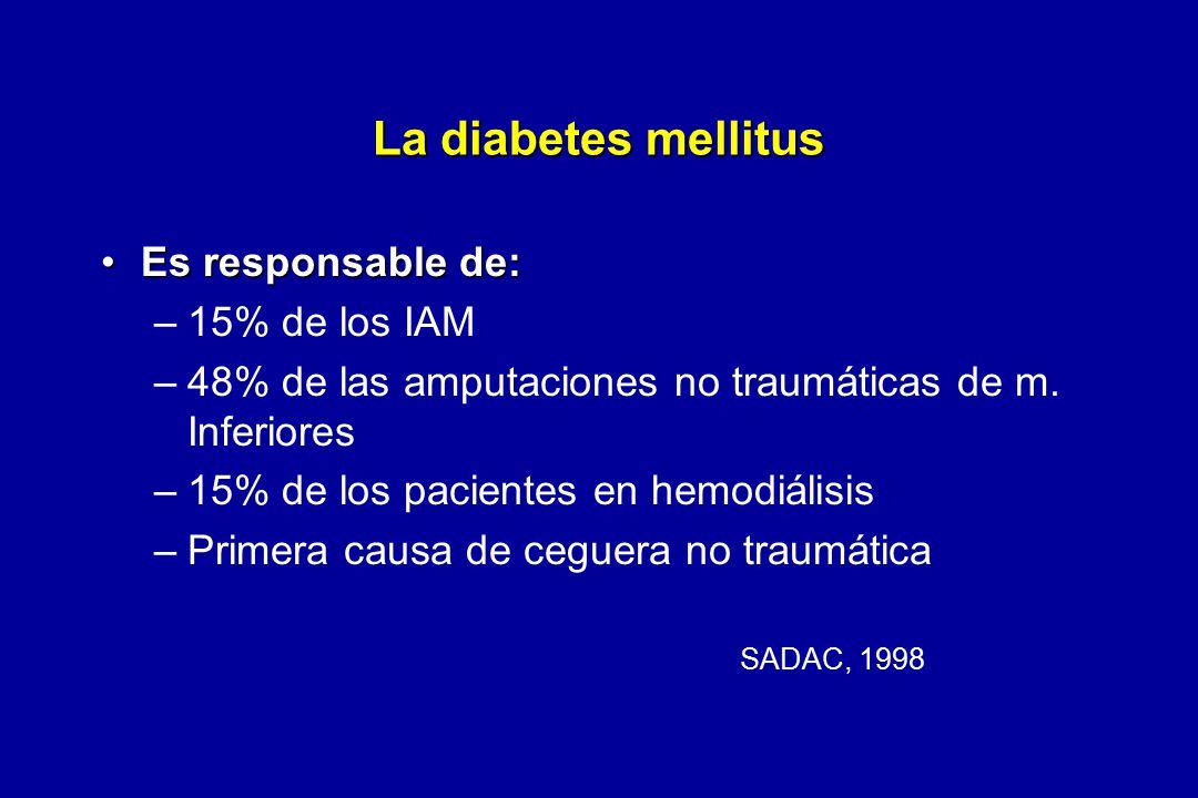 Diabetes y expectativa de vida - ppt descargar