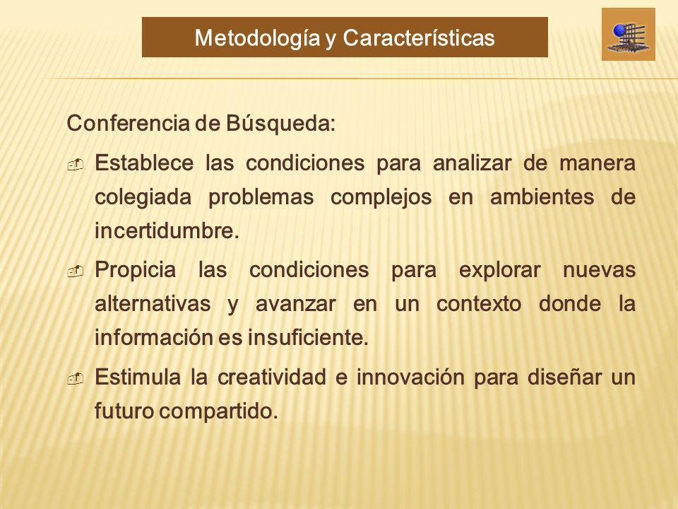 Metodología y Características