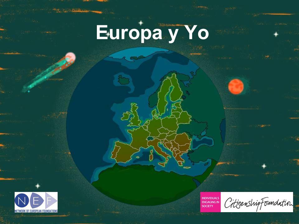Europa y Yo