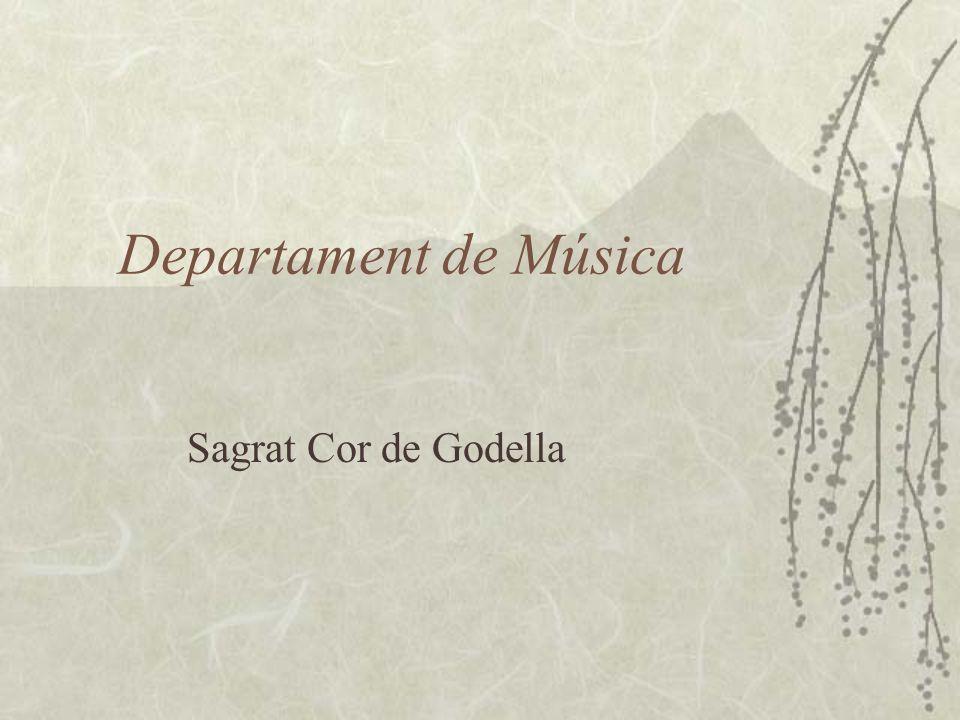 Departament de Música Sagrat Cor de Godella