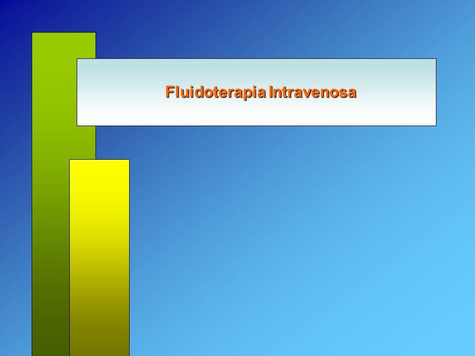 Fluidoterapia Intravenosa