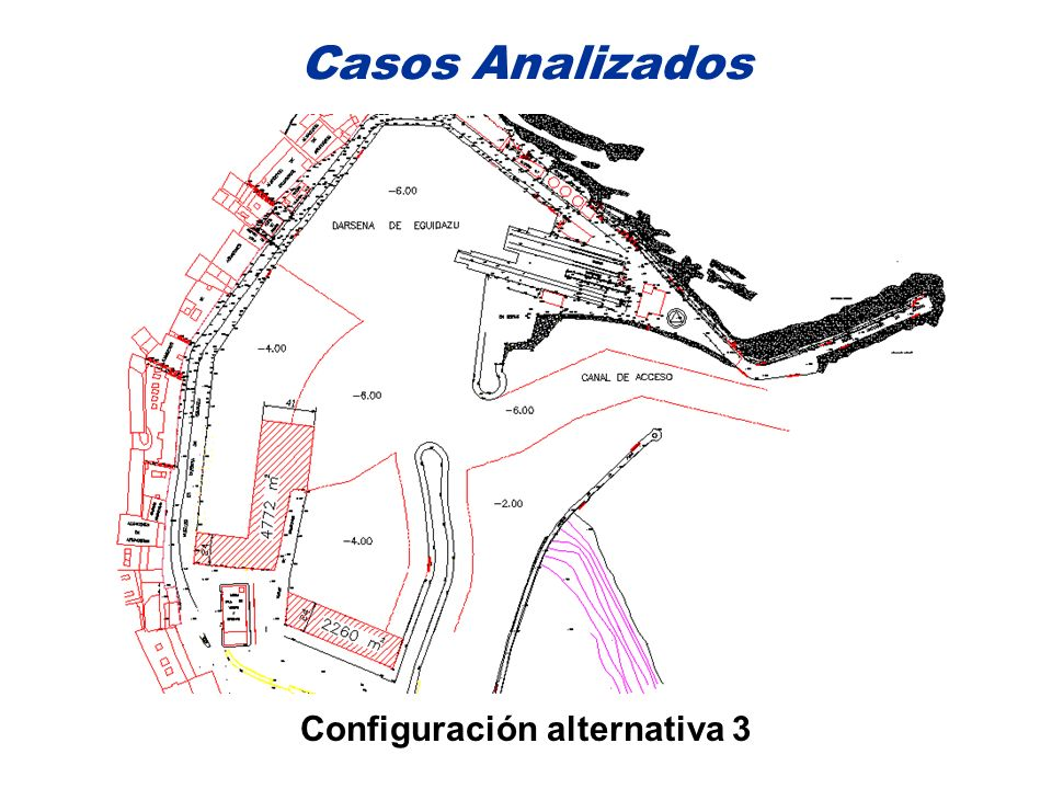Configuración alternativa 3
