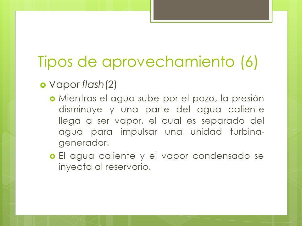 Tipos de aprovechamiento (6)