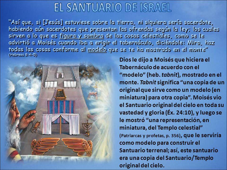 EL SANTUARIO DE ISRAEL