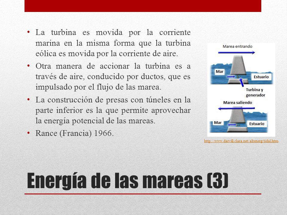 Energía de las mareas (3)