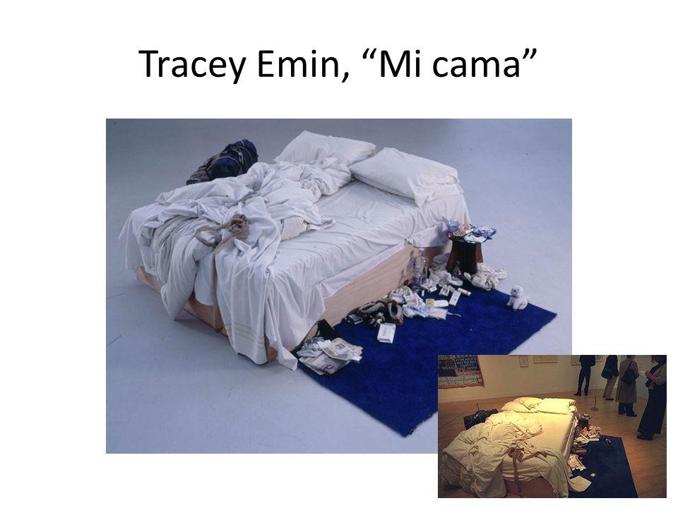 Tracey Emin, Mi cama
