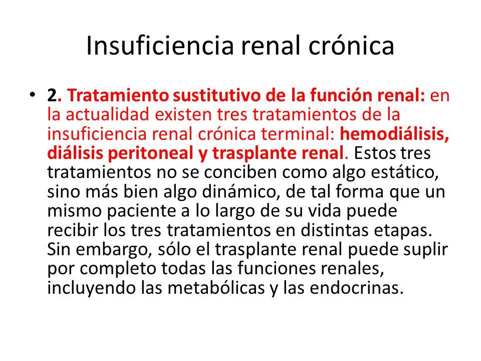 INSUFICIENCIA RENAL crónica. - ppt video online descargar