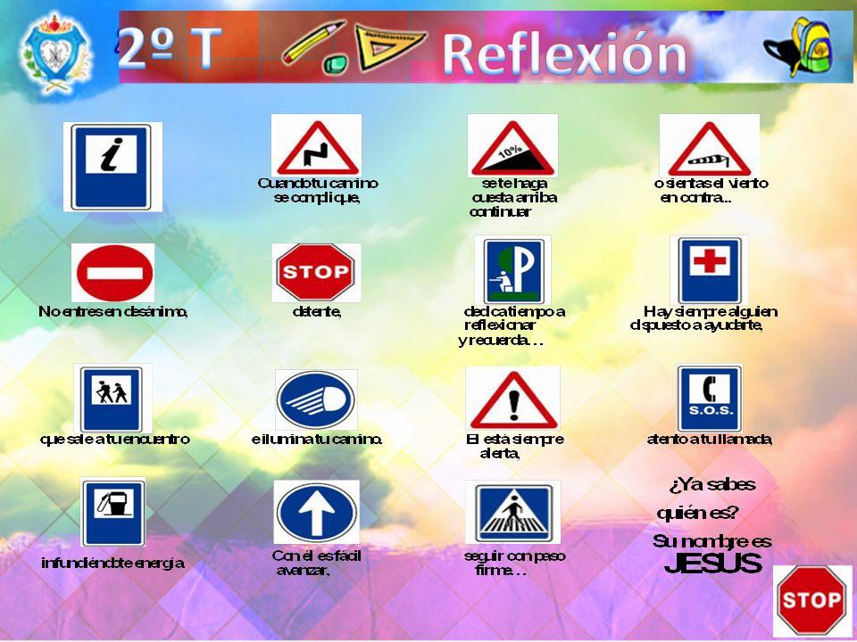 2º T Reflexión
