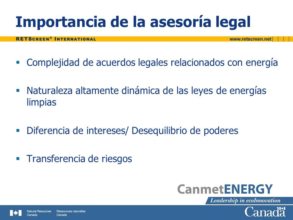 Importancia de la asesoría legal