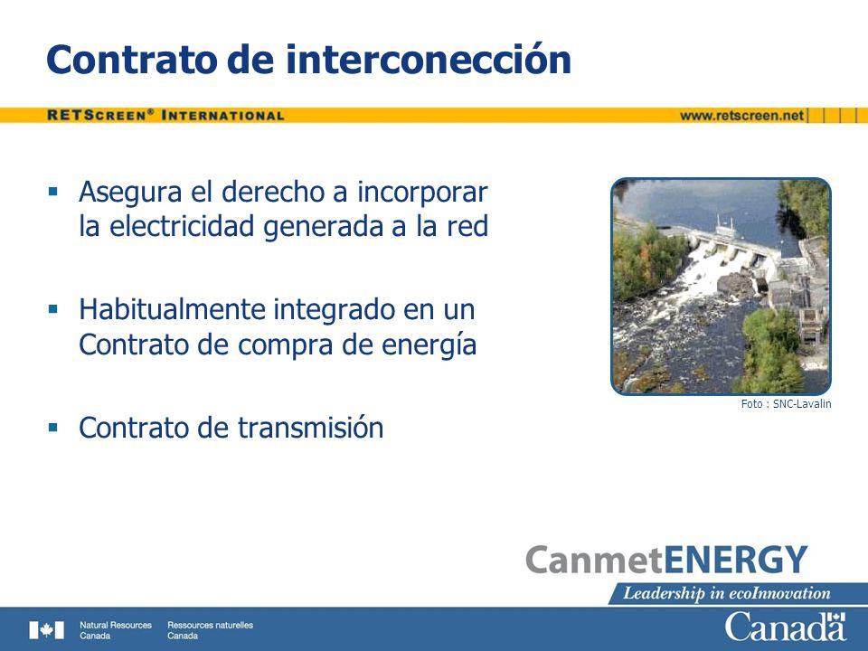 Contrato de interconección
