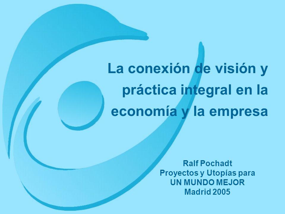 La conexión de visión y práctica integral en la economía y la empresa