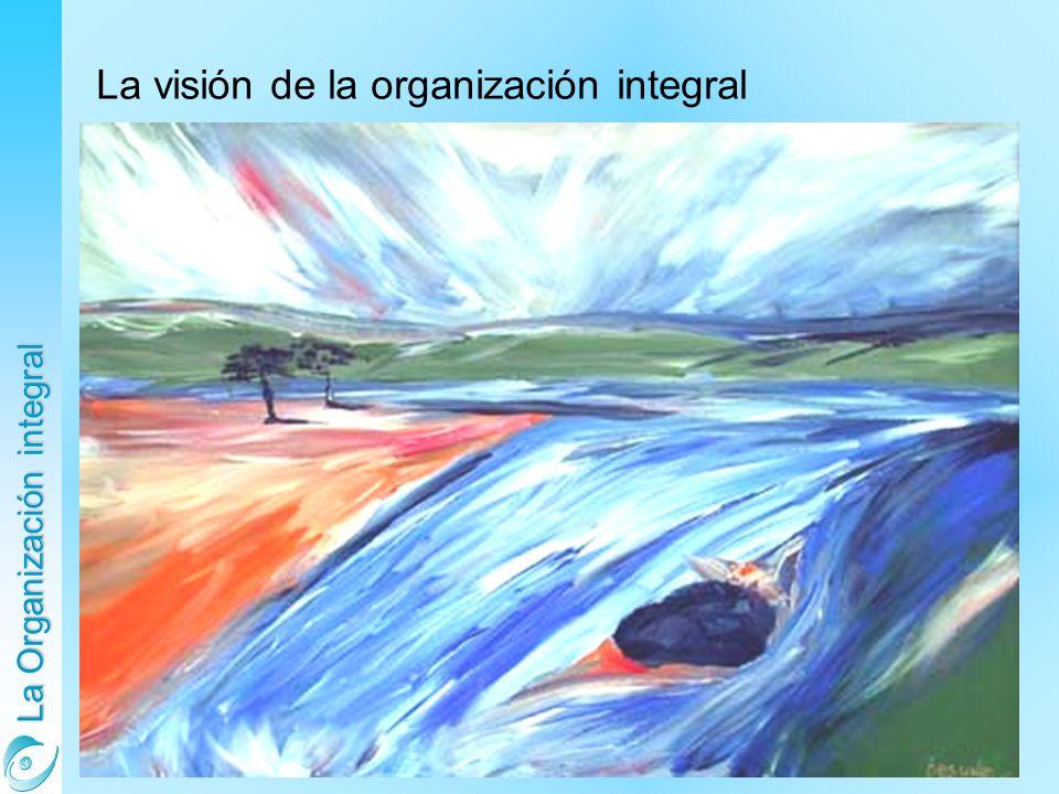 La visión de la organización integral