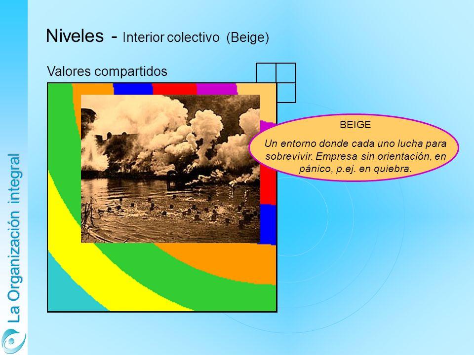 Niveles - Interior colectivo (Beige)