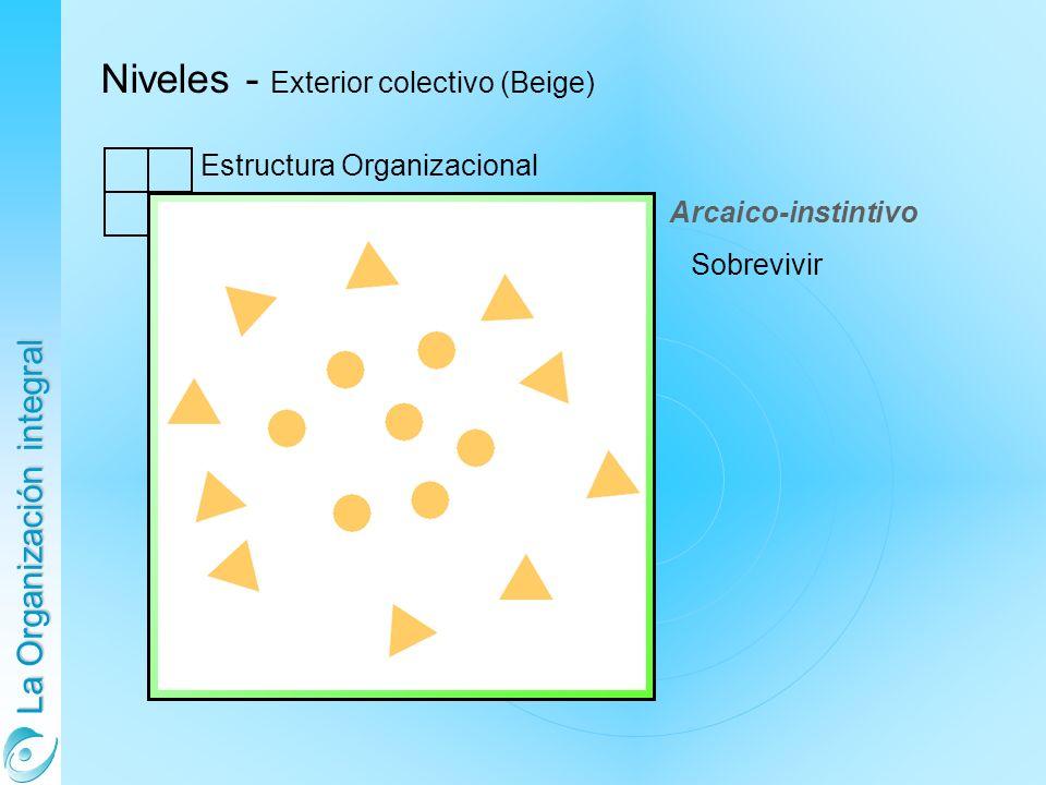 Niveles - Exterior colectivo (Beige)
