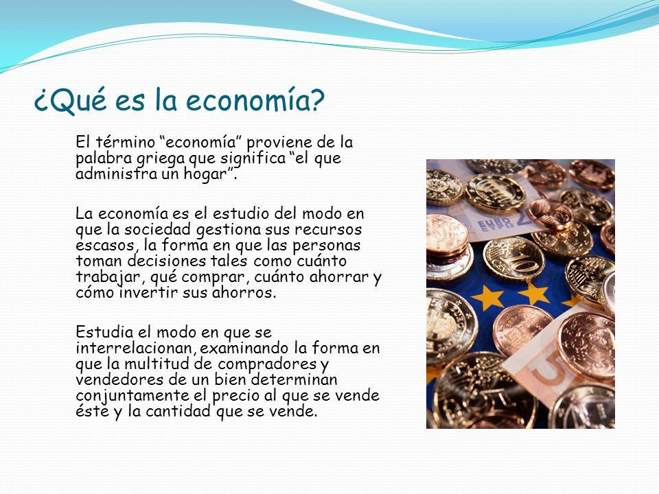 Principios de econom a ppt video online descargar for De que lengua proviene la palabra jardin