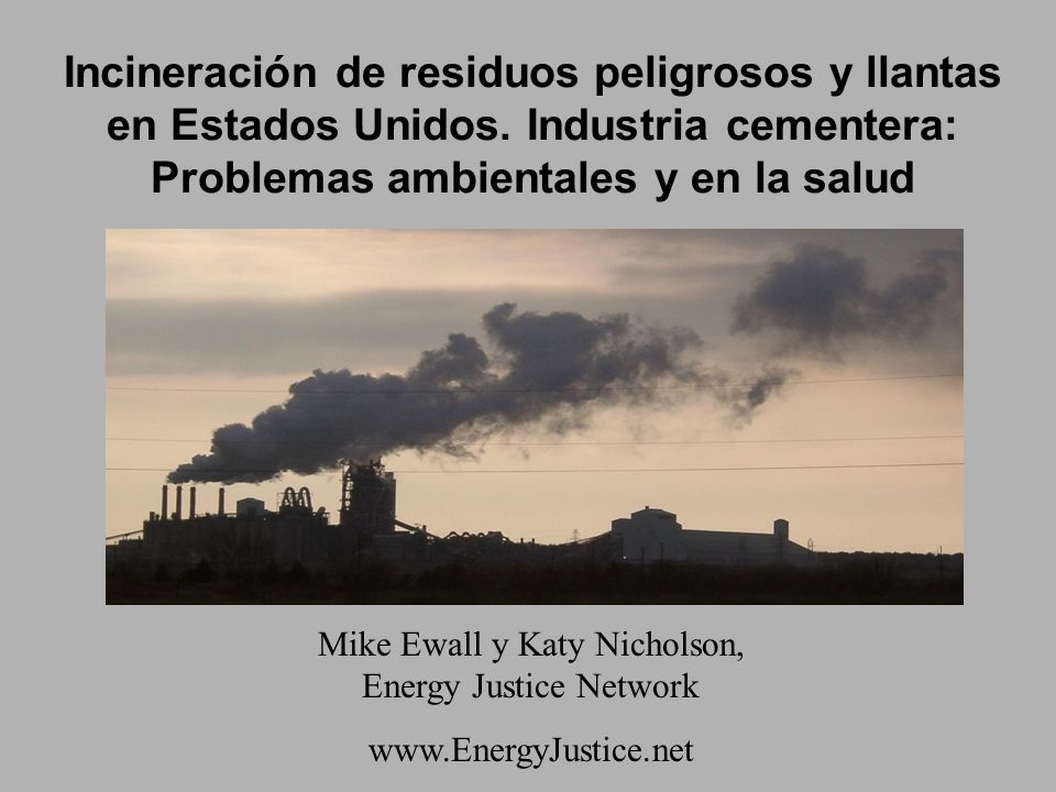 Mike Ewall y Katy Nicholson, Energy Justice Network