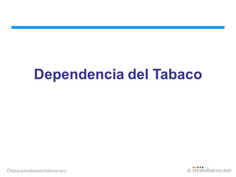 Dependencia del Tabaco
