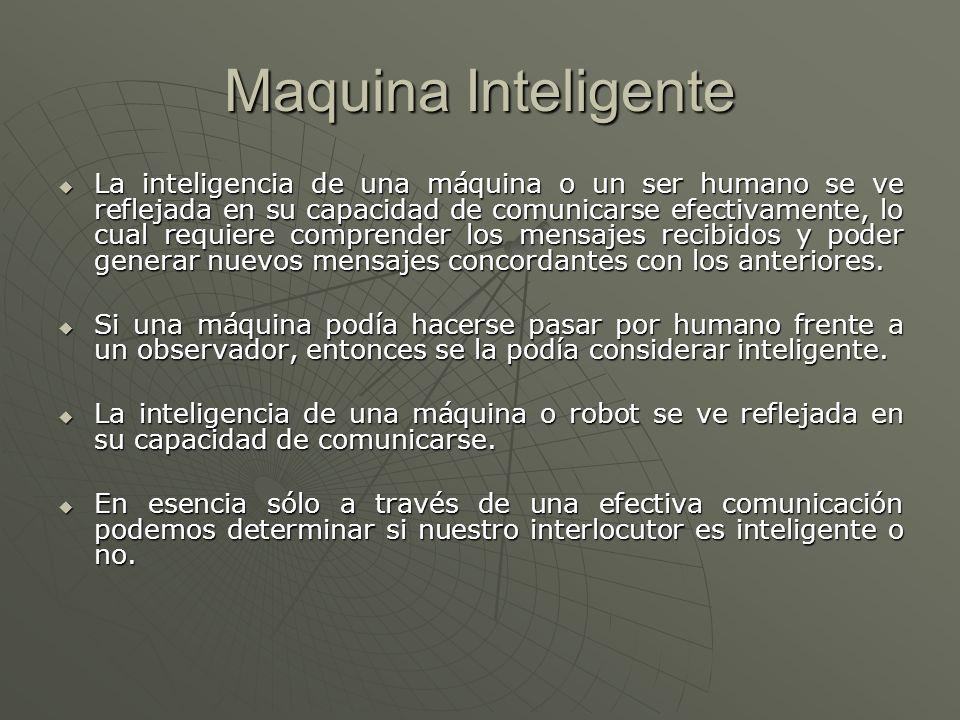Maquina Inteligente
