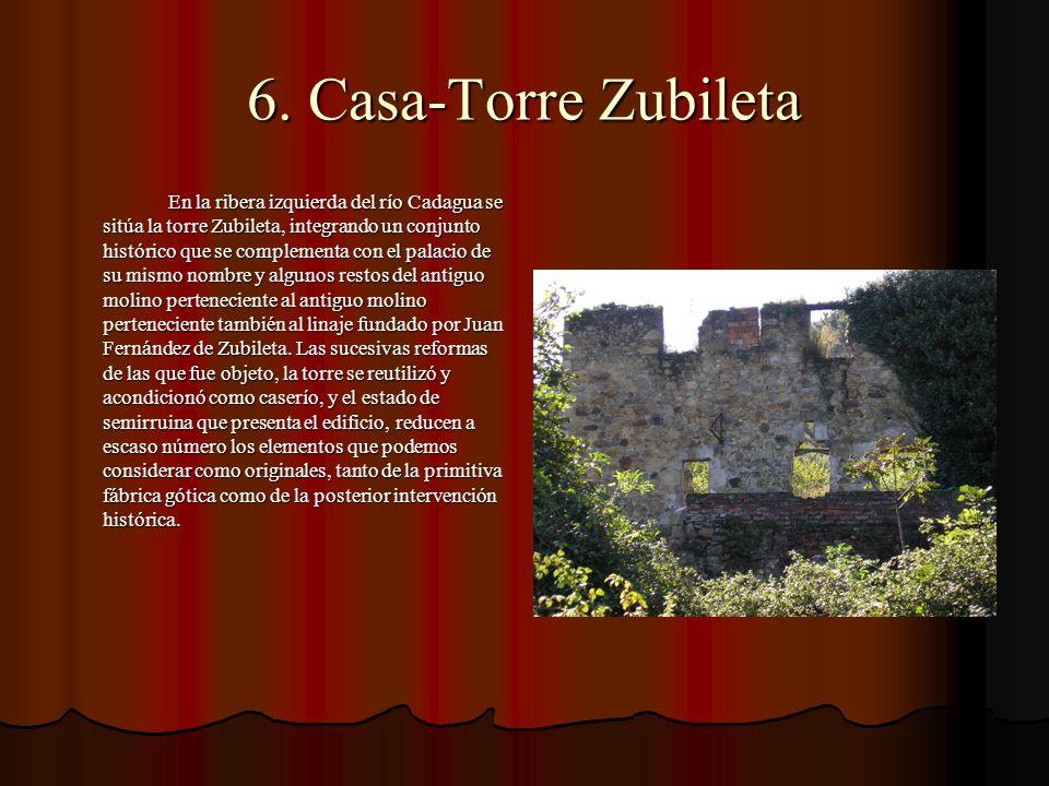 6. Casa-Torre Zubileta