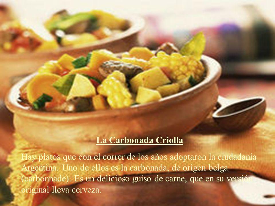 La Carbonada Criolla