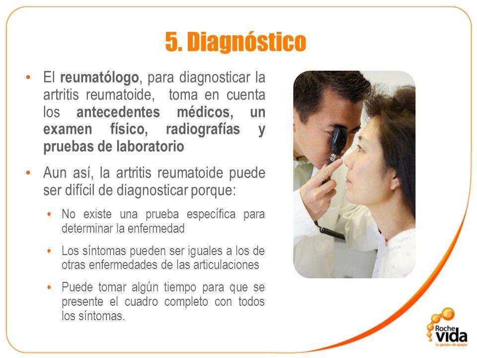 5. Diagnóstico