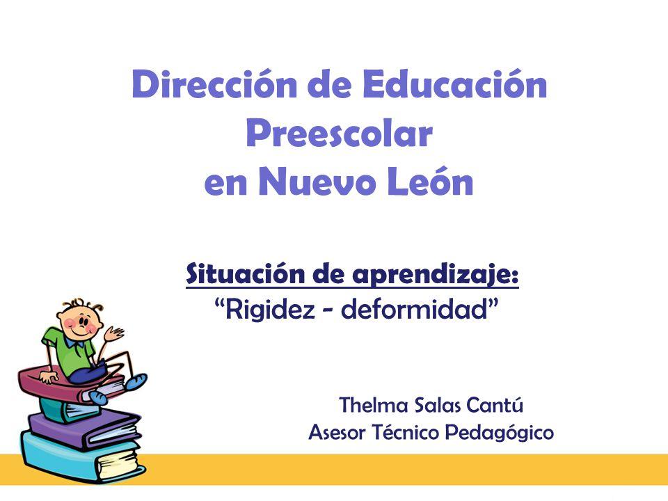 Dirección de Educación Preescolar en Nuevo León