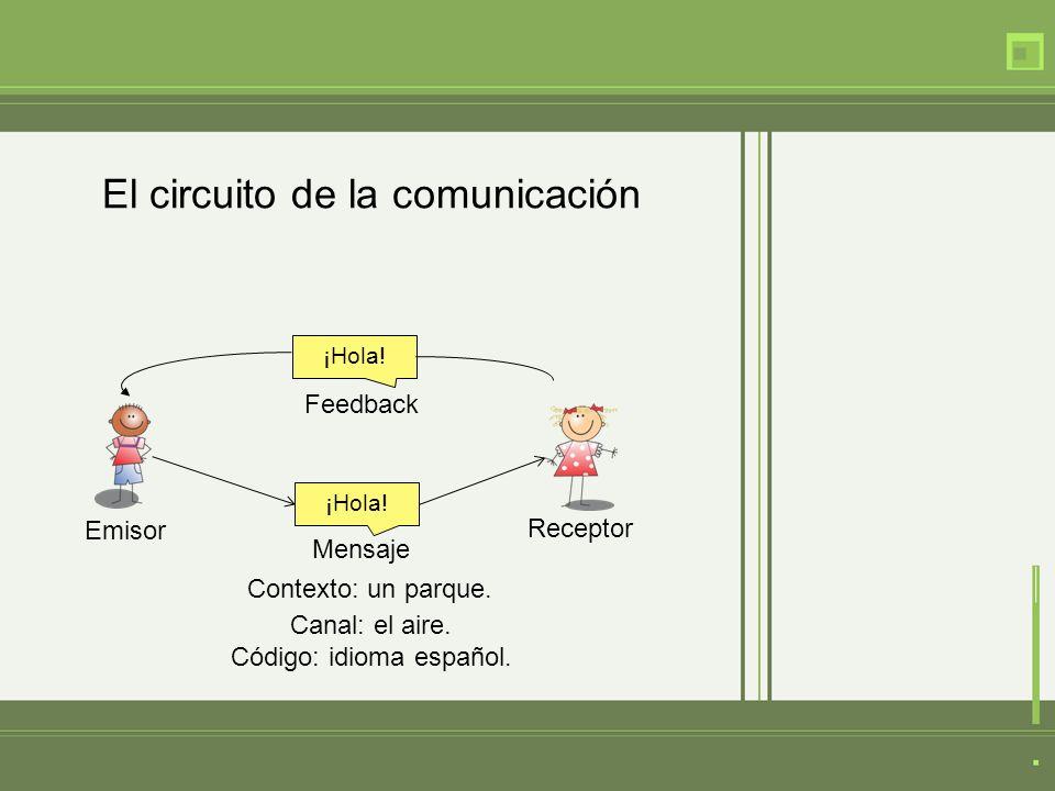 El circuito de la comunicación