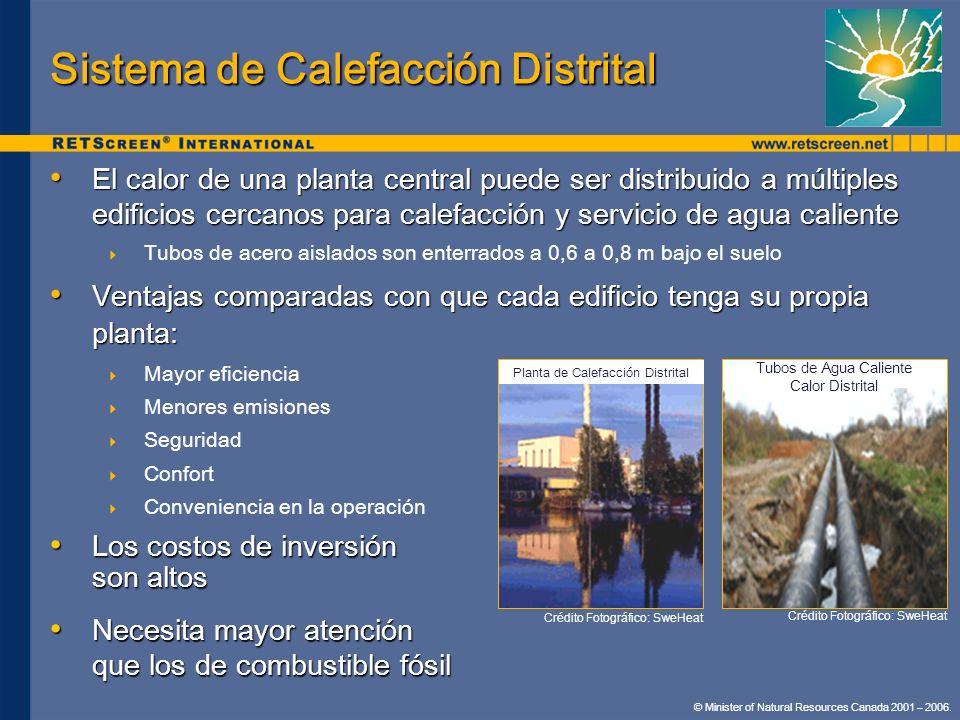 Sistema de Calefacción Distrital