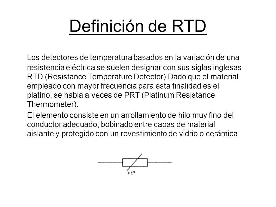 Termometro de resistencias ppt descargar Definicion de ceramica