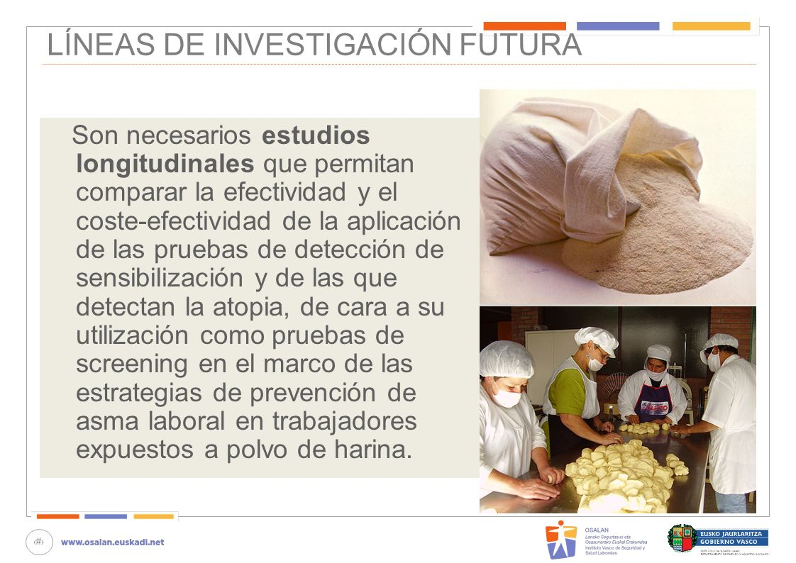LÍNEAS DE INVESTIGACIÓN FUTURA