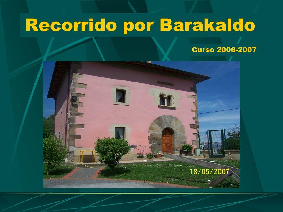 Recorrido por Barakaldo