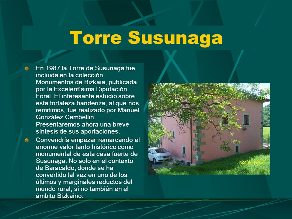 Torre Susunaga