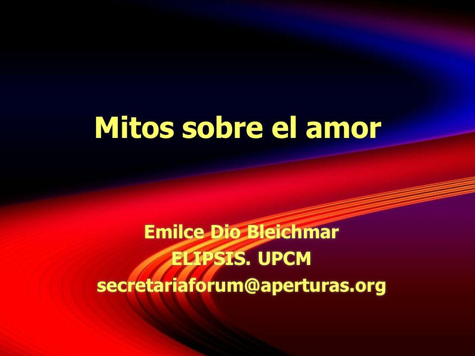 Emilce Dio Bleichmar ELIPSIS. UPCM secretariaforum@aperturas.org