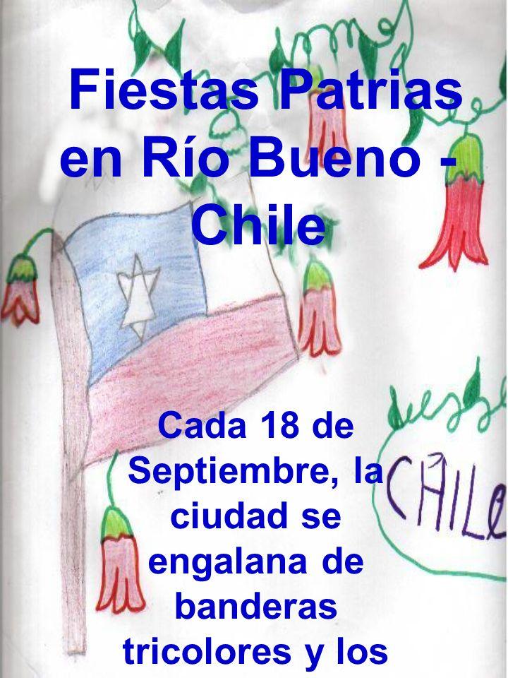 Fiestas Patrias en Río Bueno - Chile