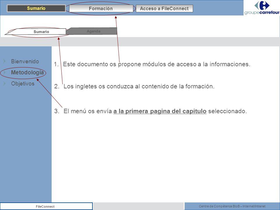 1. Este documento os propone módulos de acceso a la informaciones.