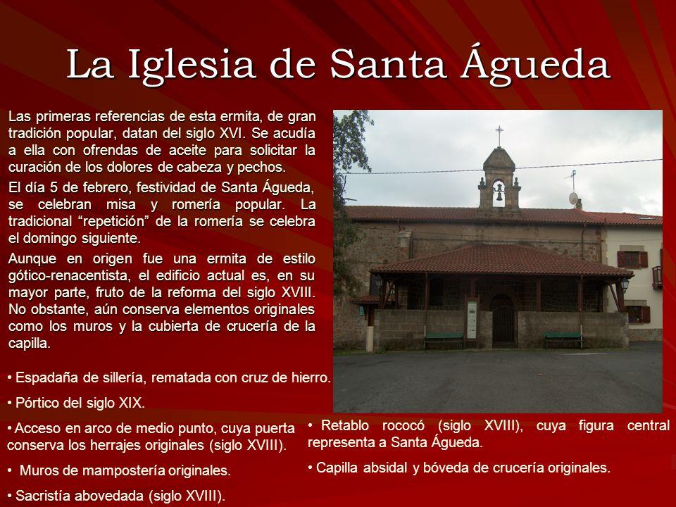 La Iglesia de Santa Águeda