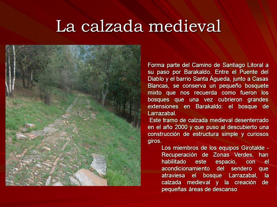 La calzada medieval